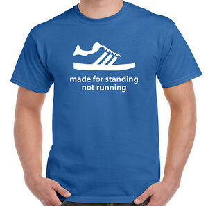 Made-For-Standing-Not-Running-Mens-Funny-T-Shirt-80-039-s-Football-Terraces-Hooligan