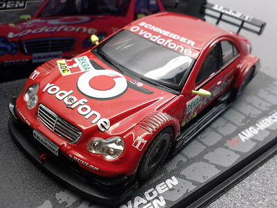AMG Mercedes-Benz C Class DTM Coupe 2006 #2 Schneider Diecast Model Car 1/43 IXO