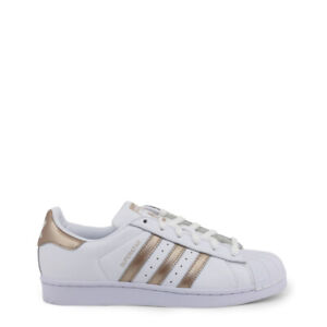 SCARPE-ADIDAS-SUPERSTAR-CG5463-Superstar-BIANCO-BRONZO-UNISEX-CG5463-SNEAKERS