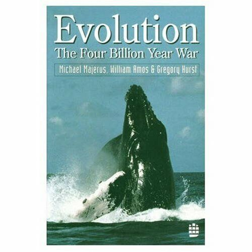 Evolution: The Four Billion Year War by Hurst, Dr Greg Paperback Book The Fast