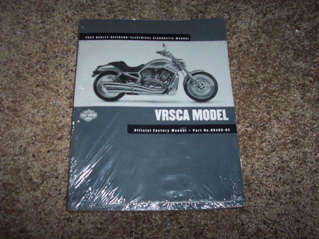 2002 Harley Davidson Vrsca V
