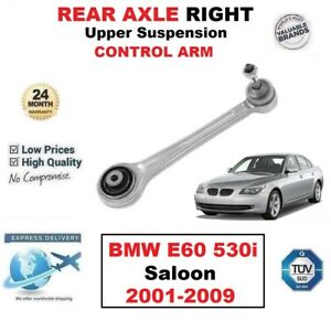 REAR AXLE RIGHT Upper SUSPENSION CONTROL ARM for BMW E60 530i Saloon 20012009 - West Midlands STOKE, United Kingdom - REAR AXLE RIGHT Upper SUSPENSION CONTROL ARM for BMW E60 530i Saloon 20012009 - West Midlands STOKE, United Kingdom