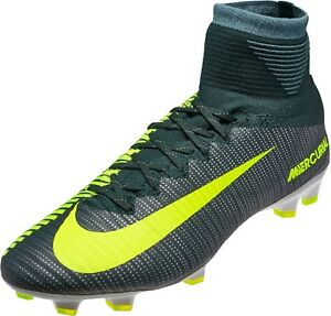 72b00b4a4f1f8f Nike Jr. Mercurial Superfly V Dynamic CR7 FG Soccer Cleats 852483 ...