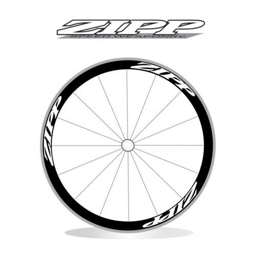 Kit adesivi cerchi bici bdc Zipp colori a scelta 12 pezzi wheel stickers