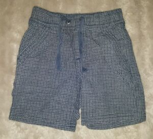 BABY-BOYS-Sz-0-6-12mths-blue-TARGET-shorts-TRENDY-COOL-ELASTIC-WAIST