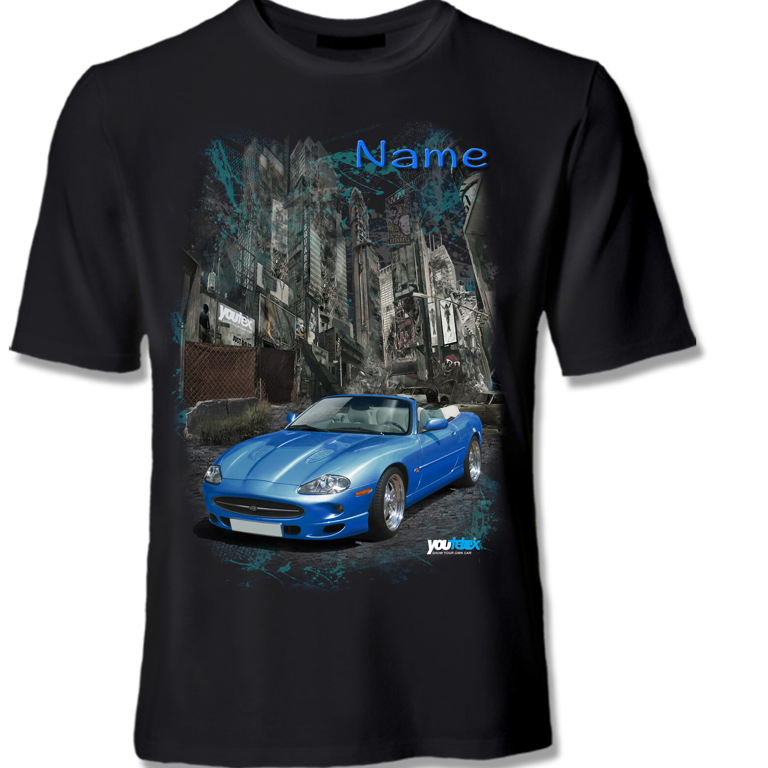 JAGUAR XK SHIRT 8 CABRIO ORIGINALE youtex T SHIRT XK o cuscini 96f103