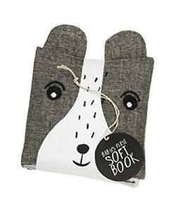 Wee-Gallery-Cloth-Books-Friendly-Faces-in-the-Wild-Baby-039-s-First-Soft-Book-by