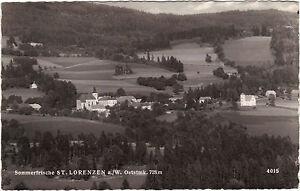 Osterreich-cpsm-Sommertrische-St-Lorenzen-hat-W-Oststmk-728-m