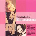 The Very Best of Bananarama by Bananarama (CD, Oct-2001, Wea/Warner)