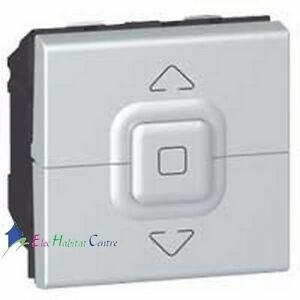 interrupteur volet roulant aluminium mosaic legrand 79226. Black Bedroom Furniture Sets. Home Design Ideas