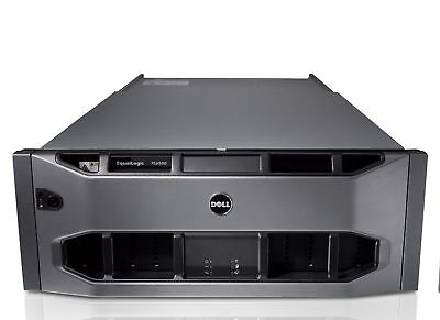 Compiacente Nuovo Dell Equallogic Ps6500es Iscsi Hybrid Storage Array 7x 400gb Ssd 41x 2tb Sas- Aiutare A Digerire Cibi Grassi