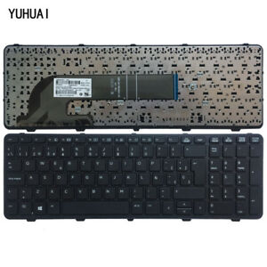 New-for-HP-ProBook-450-G2-455-G2-470-G0-470-G1-470-G2-SP-Spanish-Keyboard