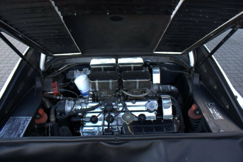 Ferrari 308 GTS - 10