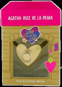 Love-Glam-Love-By-Agatha-Ruiz-De-la-Prada-For-Women-EDT-Perfume-Spray-2-7oz-New