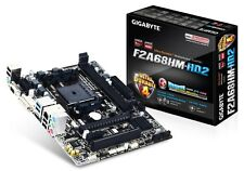 Gigabyte GA-F2A68HM-HD - mATX Motherboard for AMD Socket FM2+ CPUs