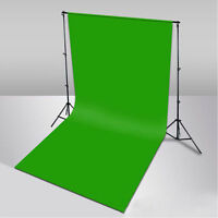 Local Photo Studio Background 10x20 Ft Muslin Cotton Green Backdrop 3m 6m Us