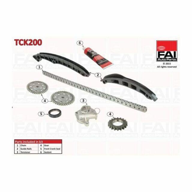 FAI AutoParts Steuerkettensatz TCK221 für VW