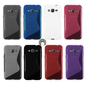 S-Line-Gel-TPU-Housse-etui-Silicone-Skin-pour-Samsung-Galaxy-J2-J200F-J200Y-J200G