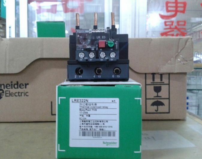 LR-E322N LRE322N 1PC NEW Schneider 17-25A Relay free shipping   LRR