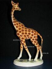 +# A002035_02 Goebel Archivmuster, Cortendorf Figur, 2265, Giraffe auf Podest