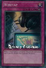Yu-Gi-Oh ! Carte Wiretap DRLG-EN035 (DRLG-FR035) - US/Super rare