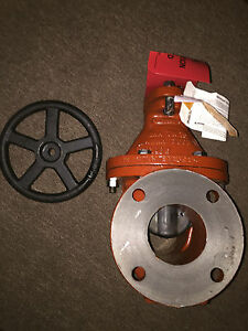 Mueller 3 Quot Gate Valve 2360 Series Resilient Wedge Awwa