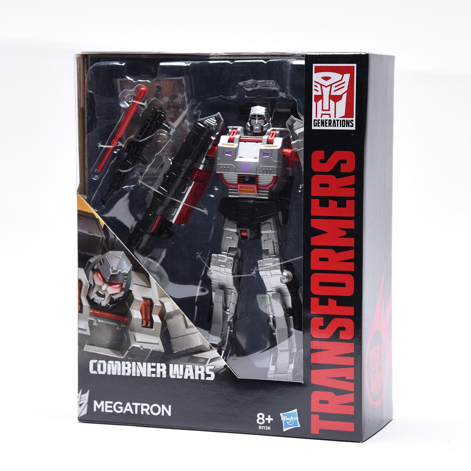 Sale Transformers Transformers Transformers Combiner Wars Leader Class Megatron New Arrival 273ef9
