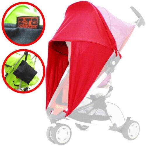Sunny Sail 3 Wheeler Hauck Citi Stroller Buggy Pram Shade Parasol Substitute