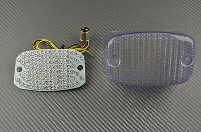 Feu arriere led clignotant intégré tail light yamaha vmax v-max 1200 1987 2007