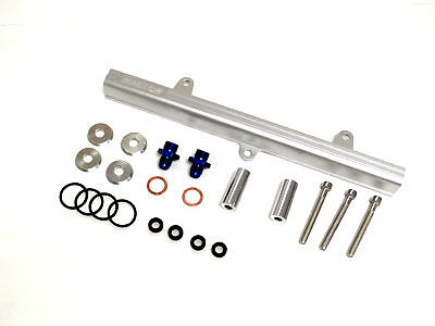 OBX FUEL RAIL KIT SR20DET SILVIA PS13 TOP FEED Polish