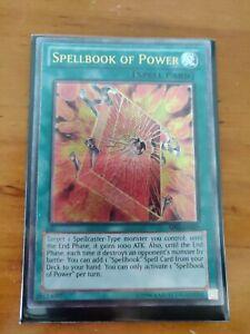 Near Mint Ultimate Rare AP02-EN003 Yu-Gi-Oh Spellbook of Power