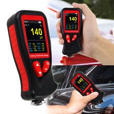 Thickness Meter Gauge 01300um51mil Measurement Range Car Paint Coating Tester