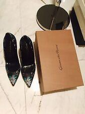 Gianvito Rossi For Mary Katrantzou Heels Shoes Pumps Sz41 $950