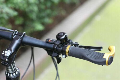 Black Metal Ring Handlebar Bell Sound Alarm Horn for Bike Bicycle Cycling 2019