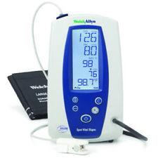 Welch Allyn Spot Vital Signs Monitor 42n0b E1 Nibp Nellcor Spo2 Pulse Rate