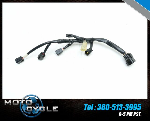 Yamaha R1 Yzf 1000 2007 07 08 Fuel Injection Wire Harness