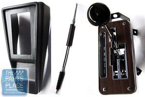 Details about 1968-70 Cutlass / Nova Yenko Hurst Olds Dual Gate Shift W/  Cable & Console