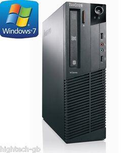LENOVO-ThinkCentre-m91p-Intel-Core-i7-2nd-generazione-8-GB-Ram-500-GB-HDD-Windows-7-WIFI