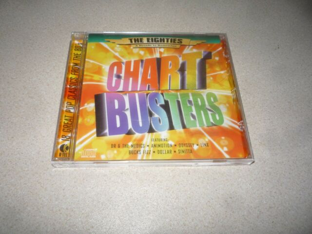 Various Artists - Chartbusters [K-Tel UK] (2002)