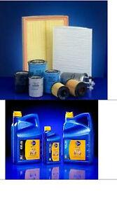 02-09 SERVICE KIT CITROEN BERLINGO 2.0 HDI FRAM OIL AIR FUEL FILTER TECAFILTRES