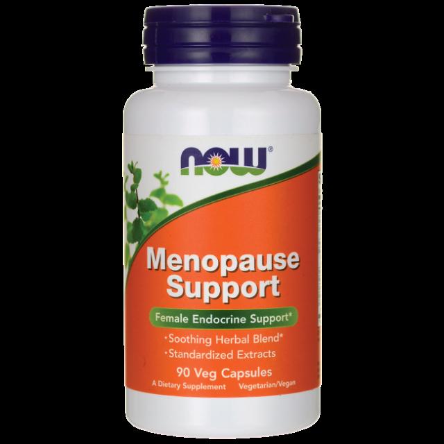 Now Foods la menopausia apoyo 90 Cápsulas Veg