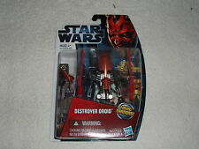 "Star Wars 2012 Movie Heroes 3.75"" #MH12 DESTROYER DROID MOC!"