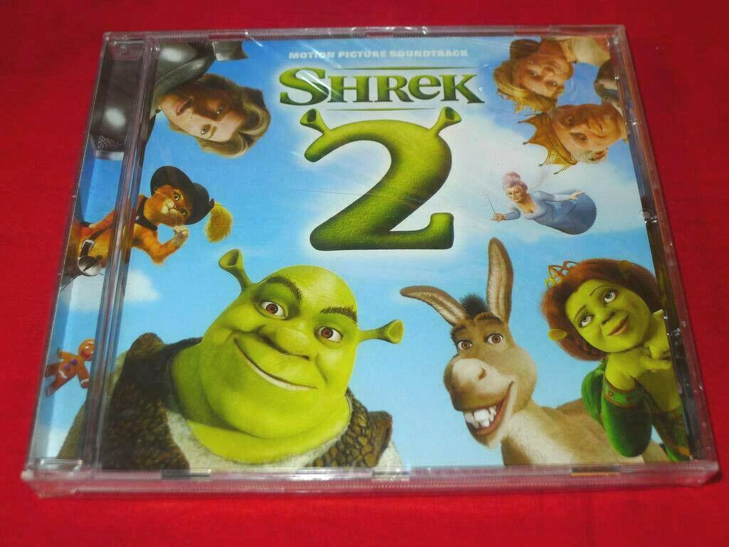 Shrek 2 Original Soundtrack By Original Soundtrack Cd 2004 Dreamworks Skg For Sale Online Ebay
