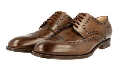 5 Full Braun Wingtip 5 New Schuhe 42 8 43 14532 Business Brogue Neu Santoni 7q1pdFF