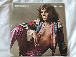 Peter-Frampton-I-m-In-You-NM-Vinyl-LP-Record-In-With-Insert