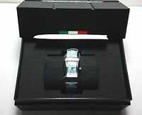 Officina Del Tempo Watch New with tag Blue Leather Made in ITALY Authentic