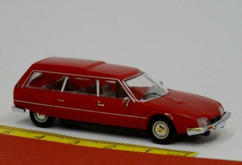 Citroen CX Break 1976 dunkelrot rot PCX87 870080