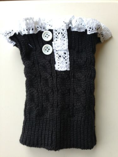 9 Colors Socks Topper Boot Cuffs Ruffle Lace Trim Buttons New USA Seller!!
