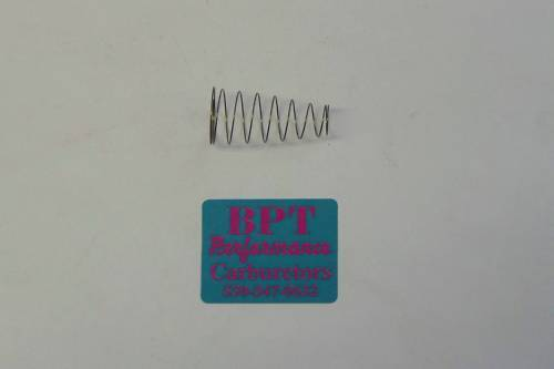 HOLLEY SECONDARY SIDE HUNG FLOAT SPRING