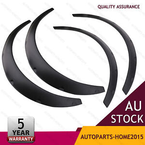 4pcs-Universal-Car-Fender-Flares-Flexible-Body-Wheel-Arches-Extra-Wide-Widening